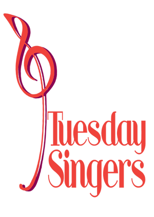 Logo Tuesday Singers